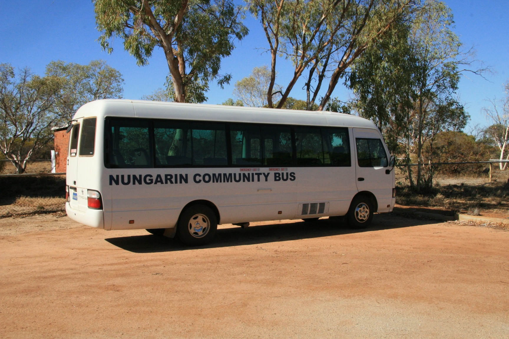 Nungarin Community Bus