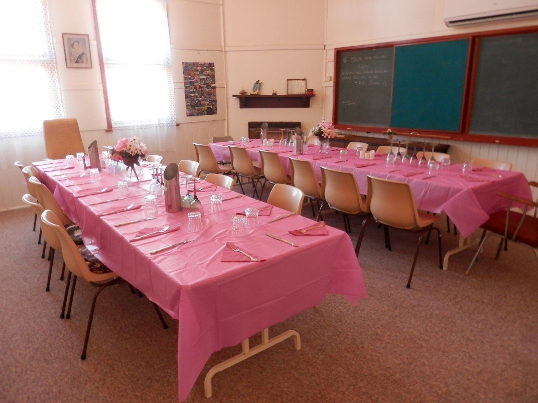 Pink Day Lunch for Breast Cancer