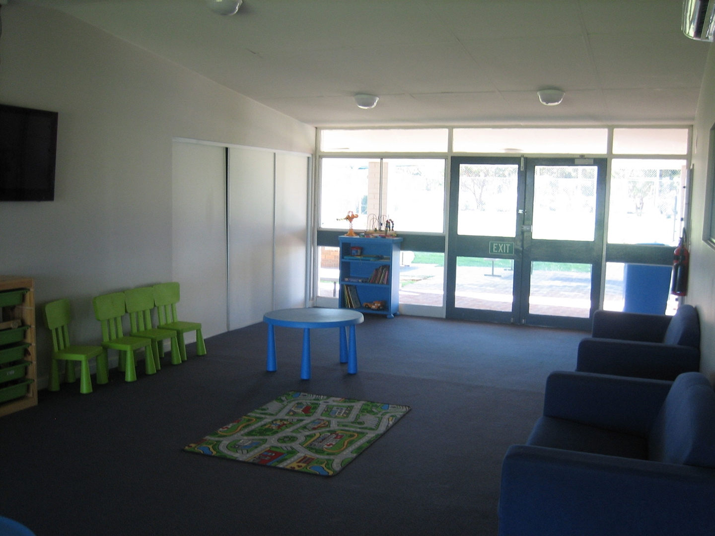 Childrens Creche Room